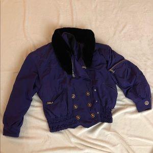 Vintage Bogner ski jacket